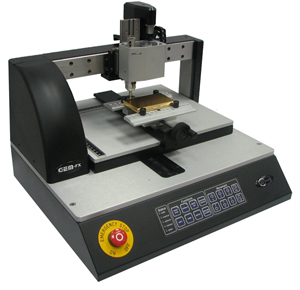 U-Marq GEM-FX5 Engraving Machine