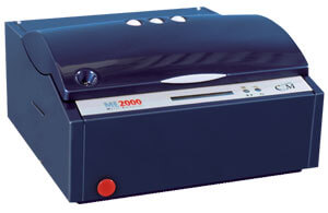 ME2000 DM 2D Data Matrix Barcode Metal Plate Embosser with built-in Visual Inspection System